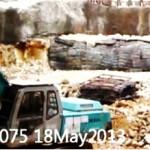 Blasting mats for flyrock mitigation